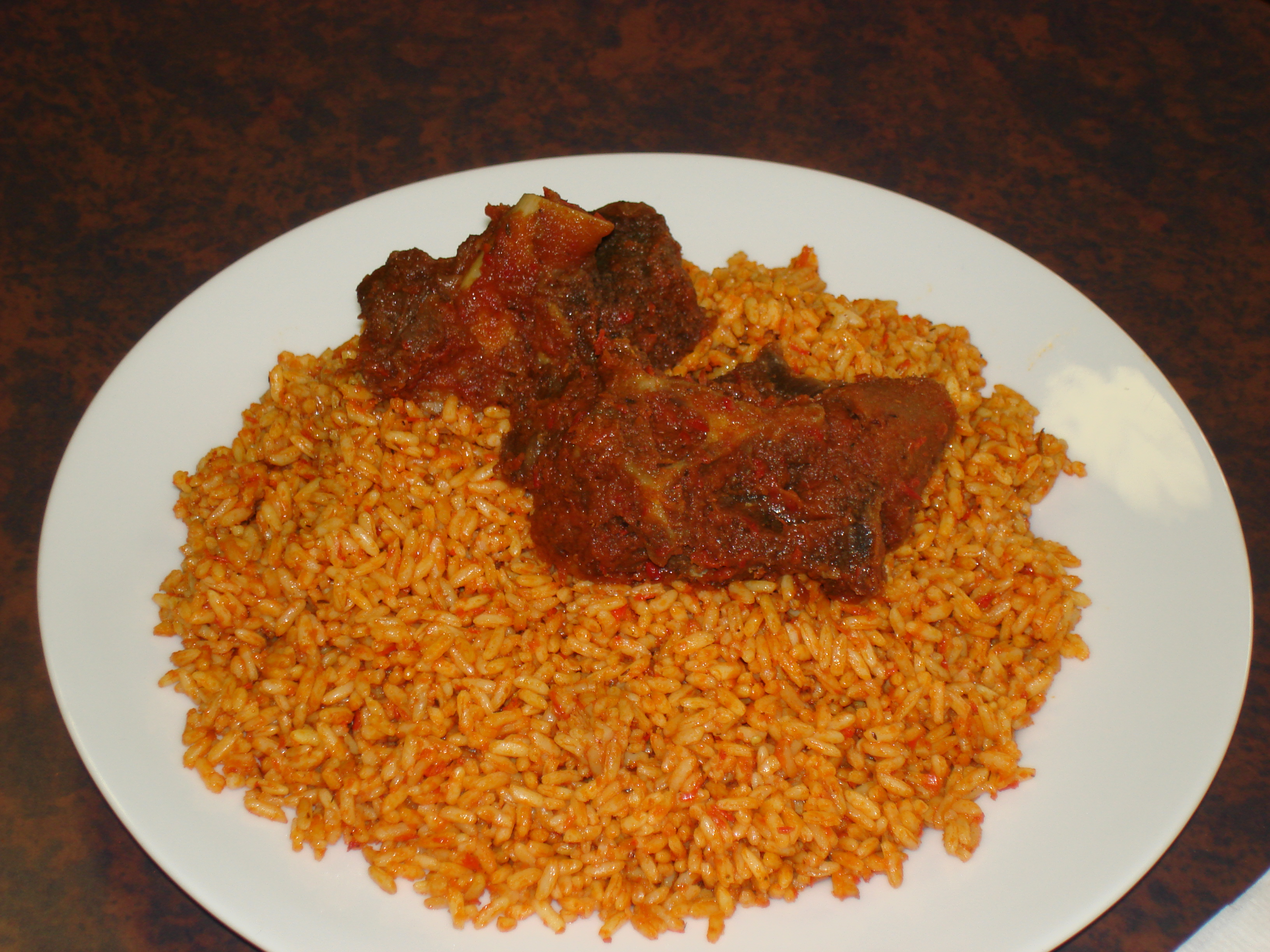 how to cook nigerian goat meat stew